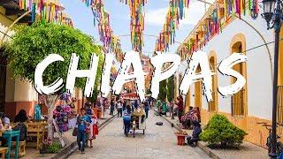 VIAGGIO in CHIAPAS: i luoghi più INCREDIBILI!!! [Messico]