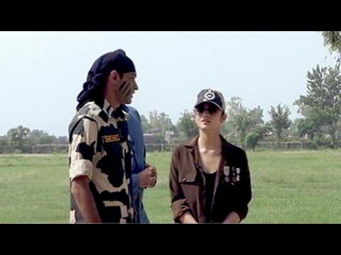 Jai Jawan: Alia witnesses commando obstacle training