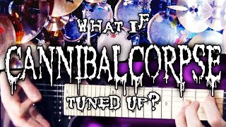 What If Cannibal Corpse Tuned Up? | Pete Cottrell