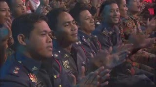 Anugerah MeleTOP Era 2016: Jihan Muse Tampil Selaku Hos #AME2016 - MeleTOP Ep170 [2.2.2016]