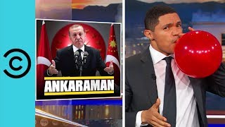 Things Are Happening In Turkey, Bigly | The Daily Show