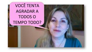 🔴 Não fique refém de querer agradar a todos! | COMPORTAMENTO DESTRUTIVO #8 | Mariza Matheus