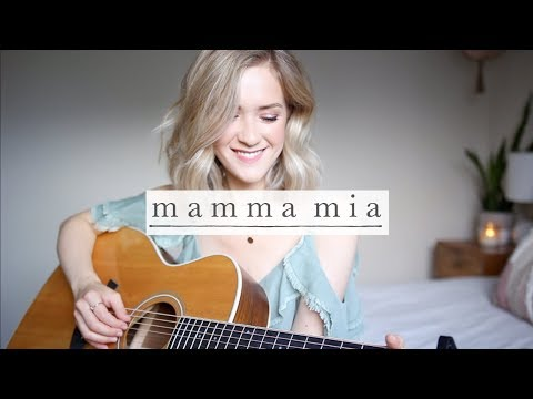 Mamma Mia - ABBA Cover | Carley Hutchinson