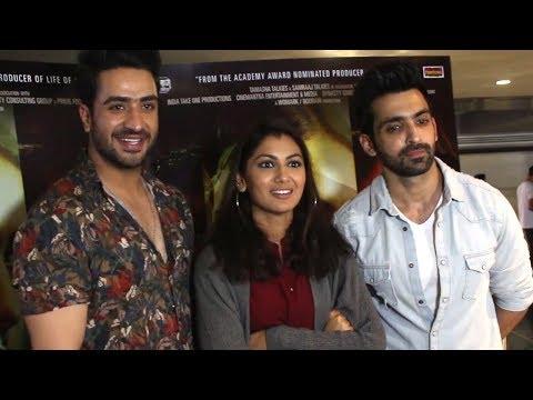 Xxx Mp4 Sriti Jha Arjit Taneja At Screening Of Mrunal Thakur S Debut Film Love Sonia 3gp Sex