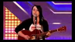 Lucy Spraggan's audition   The X Factor UK 2012