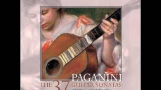 Paganini - The 37 guitar sonatas (full album)