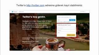Kurumsal Sosyal Medya Kullanımı -Twitter Eğitimi