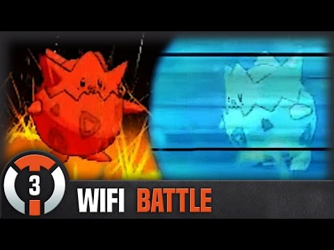 ORAS Wifi Battle [003] - Togepis Metronom Massaker - VS Verdimi