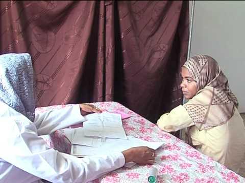 breast exam Sudan