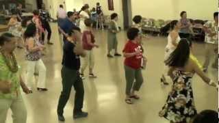 Line Dance: HAWAIIAN CHA CHA