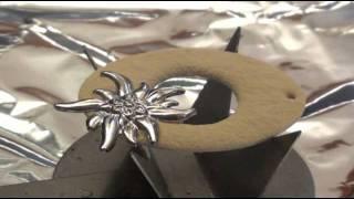 Bijoux effet émail, cuisson au four traditionnel