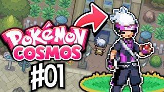 Pokemon Cosmos - SUPER TRIPPY!? Pokemon Fan Game Gameplay Let