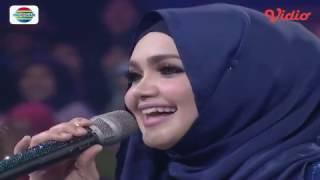 Om Telolet Om Versi Siti Nurhaliza Bikin Ngakak Konser Kemenangan Dacademy Asia 2