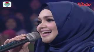 Om Telolet Om versi Siti Nurhaliza bikin Ngakak (Konser Kemenangan D'Academy Asia 2)