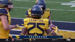 East Carolina vs West Virginia Football Highlights