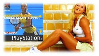 Anna Kournikova's Smash Court Tennis /w. WiihawkLP [1999/PS1] {GERMAN}
