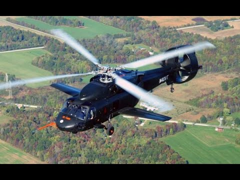 Piasecki X-49A Speedhawk Helicopter for US