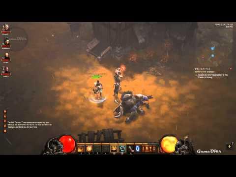 ♠ ديابلو 3 الحلقة 7 يلا نلعب مع المشتركين Diablo III ♠