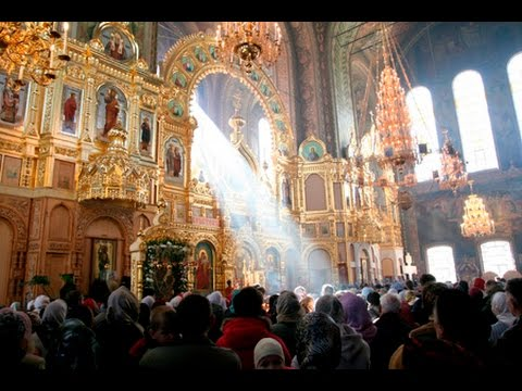 Ep 54 Introduction to Byzantine Divine Liturgy