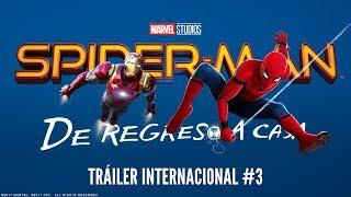 Spiderman: Regreso a Casa - Trailer 3 Doblado al español