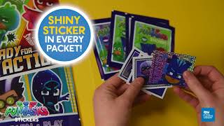 PJ Masks - The PJ Masks Sticker Collection is OUT NOW!