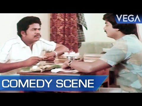 Murali's Friend Helps Him To Write Love Letter || Kalamellam Un Madiyil Tamil Movie || Comedy Scene