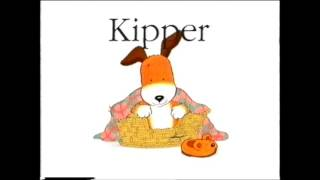 Original VHS Opening & Closing: Kipper: Classic Collection (2004 UK Retail Tape)