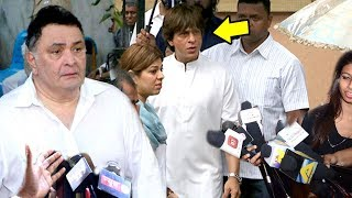 Bollywood Celebs Harassed By Media At Shashi Kapoor