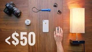 The Best Tech & Gadgets Under $50!