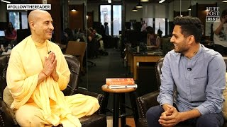 Radhanath Swami | #FollowTheReader With Jay Shetty