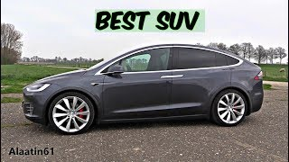 TESLA MODEL X P100D LUDICROUS 2018 Test Drive | BEST SUV