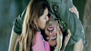 Ram Love Emotional Scene with Hansika to Show True Love - Maska Movie Scenes