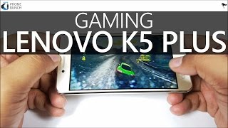 Lenovo Vibe K5 Plus Gaming Review - Heating Issues?