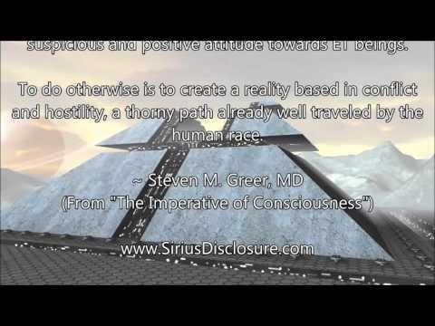Dr.  Steven Greer  - The Assumption of Non Hostility