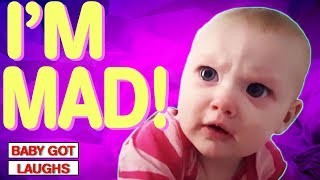 Mad Babies Laugh Compilation May 2018