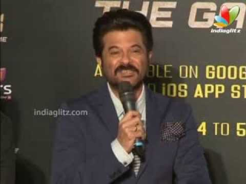 Anil Kapoor Launches 24 Game | TV Series | Colors | Mandira Bedi, Anupam Kher, Yuri Suri, Ajinkya