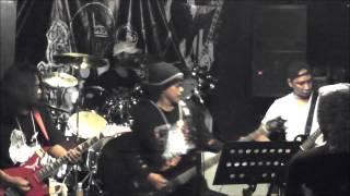 Silverian Band Metalpallooza Gig Stage Show - 7 Kunci Karun (13Jan13)