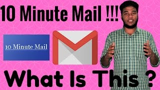 How to create unlimited Facebook account || 10 minute mail || fake gmail generator ||Bangla Tutorial
