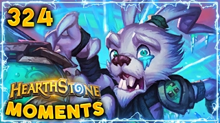 Next level BM | Hearthstone Gadgetzan Daily Moments Ep. 324 (Funny and Lucky Moments)