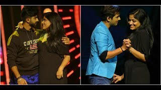 D4 Junior Vs Senior l Neerav and Chandini's sizzling performance  I Mazhavil Manorama