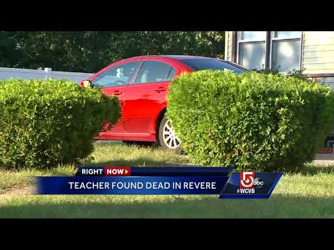 Xxx Mp4 Teacher Found Dead In Revere 3gp Sex