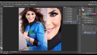 الدرس 1   طريقة قص الصورة بإحتراف + دمجها مع خلفية   Photoshop Cs6   YouTube