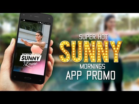 Xxx Mp4 Super Hot Sunny Mornings App Promo Sunny Leone Times Living 3gp Sex