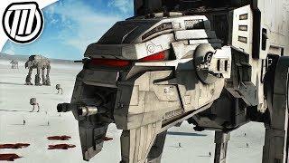 Star Wars Battlefront 2: The Last Jedi DLC & Crait Gameplay Breakdown