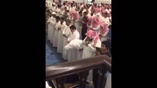 Real jinn caught on camera (During prayer)