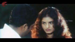 Prakash Raj Love Scene With Prema in Mahanatudu Movie