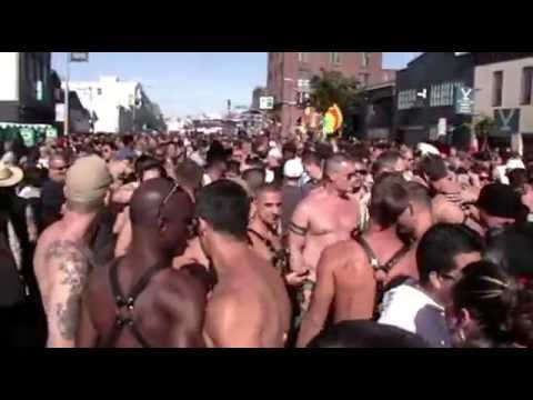 Xxx Mp4 Folsom Street Fair 2012 Dancing In The Streets Video By Vj Chris 3gp Sex