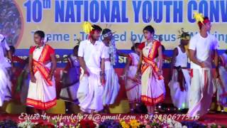 Chattisgarh Region ICYM  NYC 2017 Cultural programme