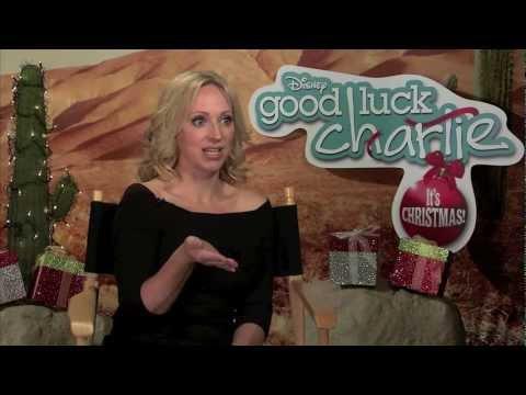 Xxx Mp4 Good Luck Charlie It S Christmas With Leigh Allyn Baker Mov 3gp Sex