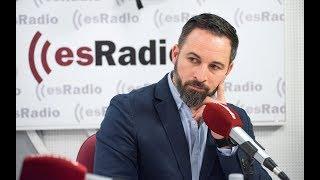"Entrevista a Santiago Abascal: ""Vox va a reventar las encuestas como en Andalucía"""